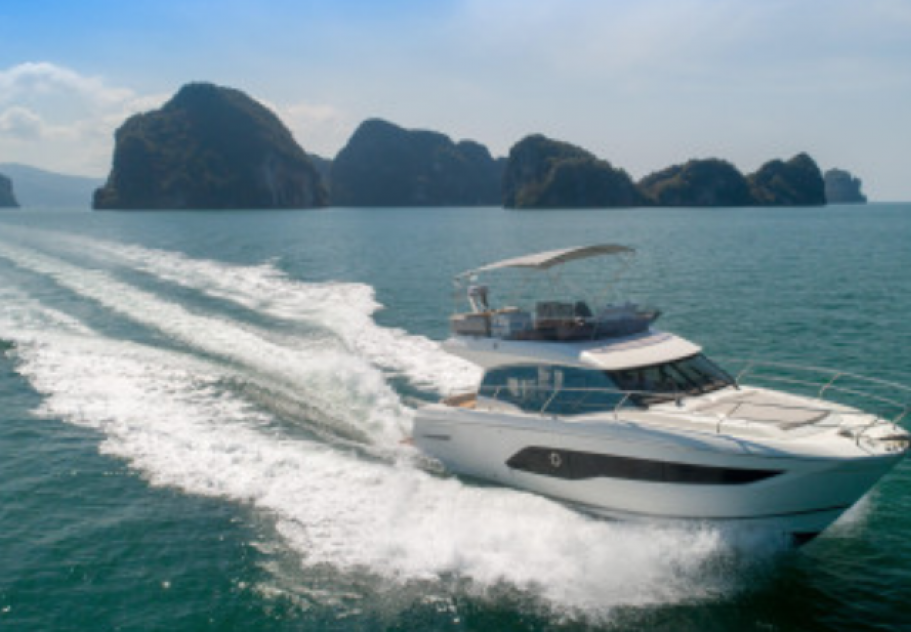 Asia Yachting boat sellers in Hong Kong