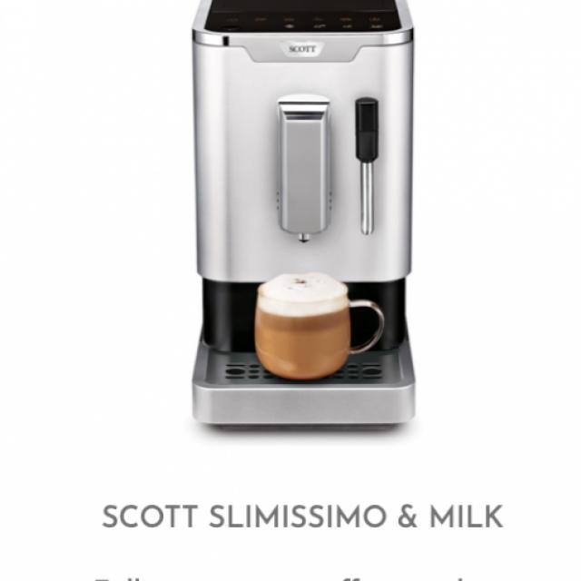 Scott Coffee Machines